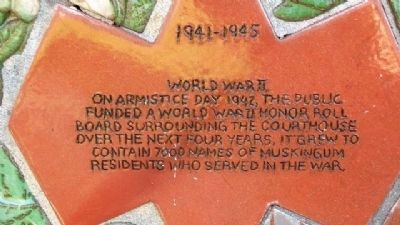 T. 1941-1945 Artwall Marker image. Click for full size.