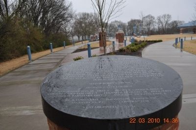 Walk of Honor River Heritage Park image. Click for full size.