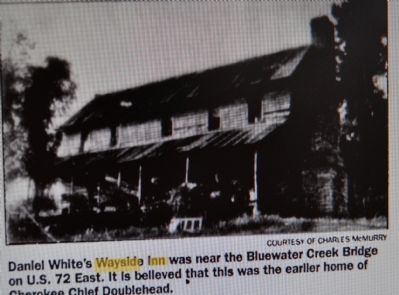 Old Photo of Wayside Inn image. Click for full size.