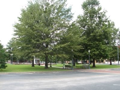 Courtland Town Square Park image. Click for full size.