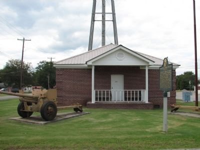 American Legion ~Post 58 image. Click for full size.