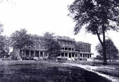 Greenville Woman&#39;s College -<br>Main Campus Building image. Click for full size.