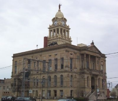 Marion County Courthouse image. Click for full size.