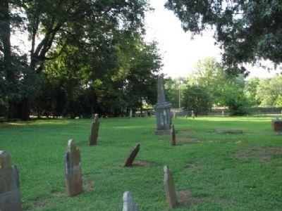 Old Town Cemetery image. Click for full size.
