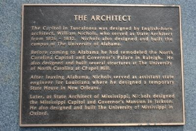 The Architect Marker image. Click for full size.