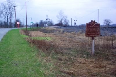 Claridon Prairie Marker image. Click for full size.