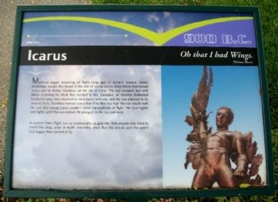 Icarus Marker image. Click for full size.