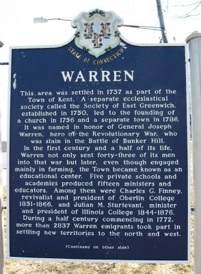 Warren Marker image. Click for full size.