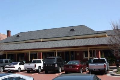 Seaboard Air Line Passenger Station Depot today image. Click for full size.