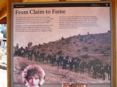 From Claim to Fame image. Click for full size.