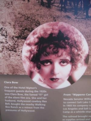 Clara Bow image. Click for full size.