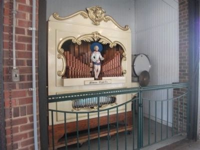 Dentzel Carousel Organ image. Click for full size.