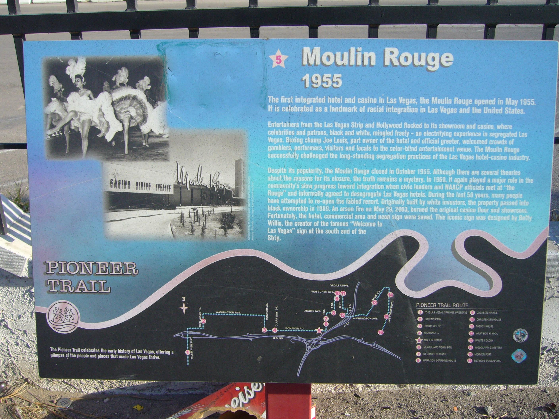 Moulin Rouge Marker