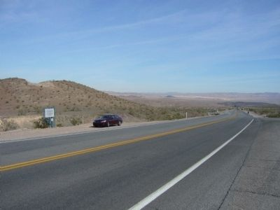 The Old Spanish Trail – Armijo's Route Marker image. Click for full size.