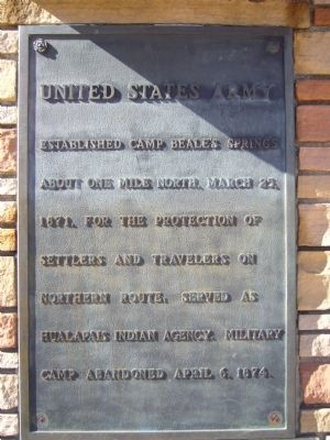 United States Army Marker image. Click for full size.