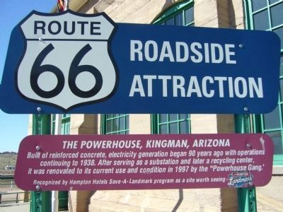 Route 66 Roadside Attraction image. Click for full size.