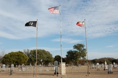 Salado Cemetery image. Click for full size.