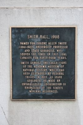 Smith Hall, 1908 Marker image. Click for full size.