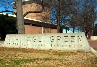 Heritage Green Center for Human Enrichment image. Click for full size.