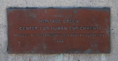 Heritage Green<br>Center for Human Enrichment image. Click for full size.