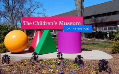 Children's Museum of the Upstate image. Click for full size.