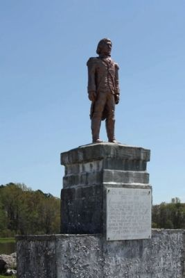 Gen. William Moultrie Marker image. Click for full size.