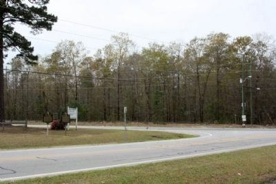 Kilpatrick on Bryan Neck Marker, seen at Intersection of Ga 144 and Ga 144 Spur image. Click for full size.