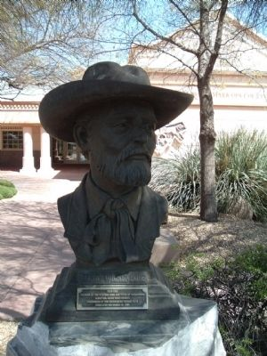 Henry Wickenburg Marker image. Click for full size.