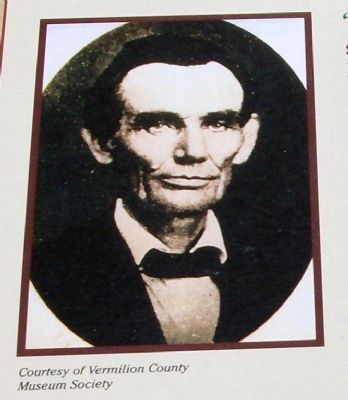 Right Section - - Photo of Abraham Lincoln image. Click for full size.