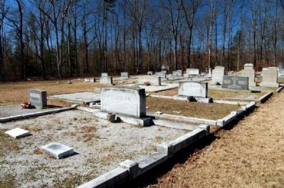 Lickville Presbyterian Church Cemetery image. Click for full size.