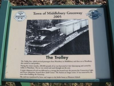 The Trolley Marker image. Click for full size.