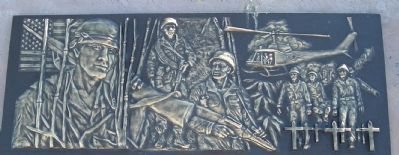 Detail of Artwork on Marker image. Click for full size.