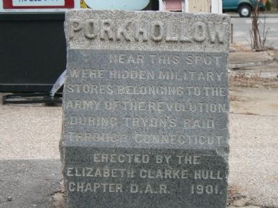 Pork Hollow Marker image. Click for full size.