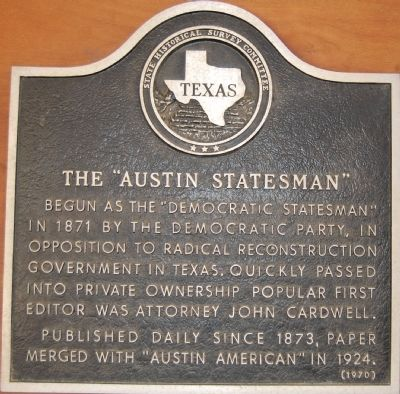"The ""Austin Statesman"" image. Click for full size."