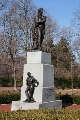 Commodore Oliver Hazard Perry Monument image. Click for full size.