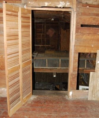 Connor-Hodges House -<br>Interior Second Floor image. Click for full size.