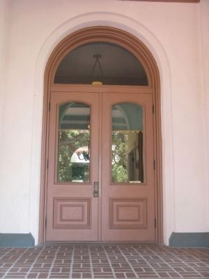 Entrance Doors image. Click for full size.