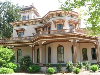 The Bidwell Mansion image. Click for full size.