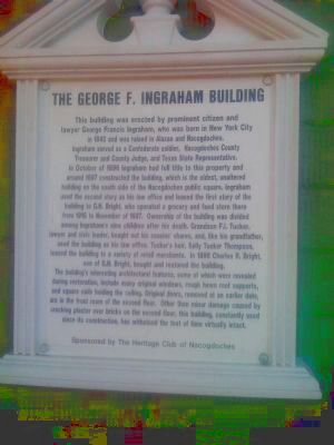 The George F. Ingraham Building image. Click for full size.