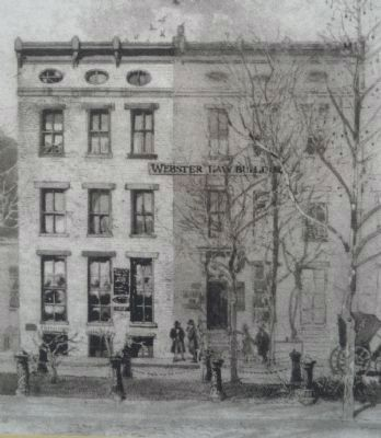 Original Law Office/Residence Building at 503 D Street image. Click for full size.