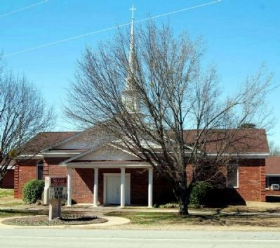 Siloam Baptist Church image. Click for full size.