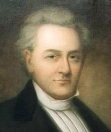 Rev. Basil Manly<br>(1798-1868) image. Click for full size.