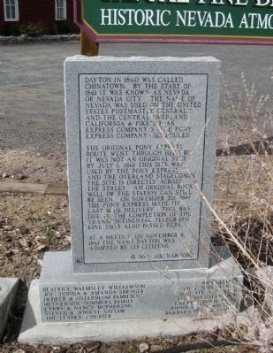 Nevada Added Station Marker (Reverse) image. Click for full size.