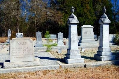 Siloam Baptist Church Cemetery image. Click for full size.