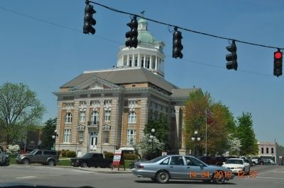 Pulaski Courthouse Square Historic District image. Click for full size.