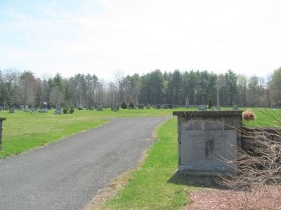 Barkhamsted Center Cemetery image. Click for full size.