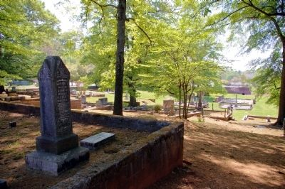 Roswell Cemetery image. Click for full size.