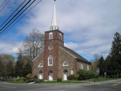 Saddle River Reformed Church image. Click for full size.
