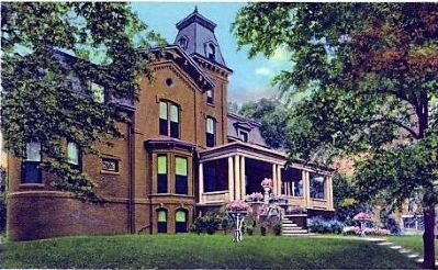 Cannon Home in Danville, Illinois image. Click for full size.