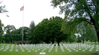 Middletown World War II Memorial Markers image. Click for full size.